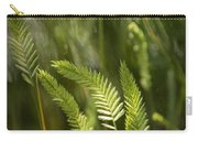 Grass Stems And Seed No.2129 Carry-all Pouch