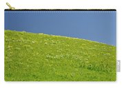 Grassy Slope View Carry-all Pouch