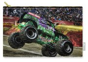 Grave Digger At Ford Field Detroit Mi Carry-all Pouch