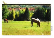 Grazing Autumn Carry-all Pouch