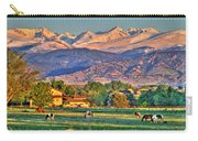 Grazing Carry-all Pouch by Scott Mahon