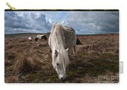 Grazing The Moor Carry-all Pouch