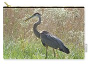 Great Blue Heron - Ardea Herodias Carry-all Pouch