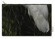 Great Egret 3 Carry-all Pouch