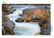 Great Falls On The Potomac River In Virginia Carry-all Pouch