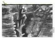 Great Lakes: Ancient Miner Carry-all Pouch