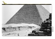 Great Pyramid Of Giza - Egypt - C 1926 Carry-all Pouch