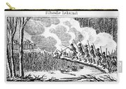 Great Swamp Fight, 1675 Carry-all Pouch