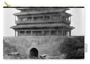 Great Wall Of China - Peking - C 1901 Carry-all Pouch