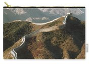 Great Wall Of China, C1970 Carry-all Pouch