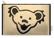 Greatful Dead Dancing Bears In Sepia Carry-all Pouch