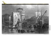 Greece: Negropont, 1833 Carry-all Pouch by Granger