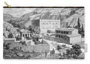 Greece: Road To Athens Carry-all Pouch
