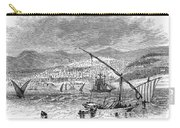 Greece: Salonika, 1876 Carry-all Pouch by Granger
