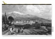 Greece: Yanina, 1833 Carry-all Pouch by Granger