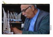 Greek Artist Mykonos Carry-all Pouch
