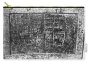 Greek Multiplication Table Carry-all Pouch