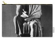 Greek Philosopher Carry-all Pouch by Photo Researchers