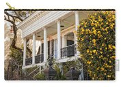 Greek Revival And The Tiny Pink Shoe - Garden District New Orleans Carry-all Pouch