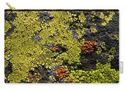 Green Algea Carry-all Pouch