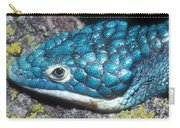Green Arboreal Alligator Lizard Carry-all Pouch