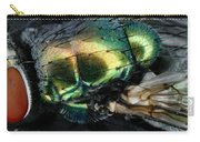 Green Blow Fly Carry-all Pouch