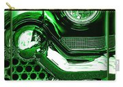 Green Chrome Carry-all Pouch