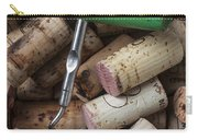 Green Corkscrew Carry-all Pouch by Garry Gay
