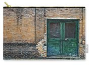 Green Doors Carry-all Pouch