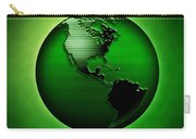 Green Earth Carry-all Pouch