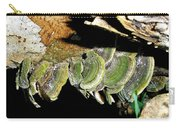 Green Fungi Carry-all Pouch