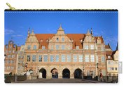 Green Gate In Gdansk Carry-all Pouch
