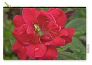 Green Lynx Spider 8587 3256 Carry-all Pouch