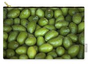 Green Olives Carry-all Pouch by Joana Kruse