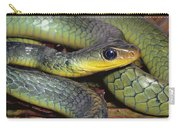 Green Racer Chironius Exoletus Carry-all Pouch