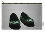 Green Shoes Carry-all Pouch