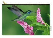 Green Violet-ear Colibri Thalassinus Carry-all Pouch