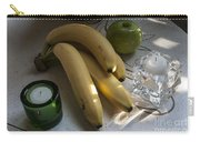 Green Yellow White Light Carry-all Pouch