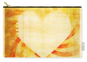 greeting card Valentine day Carry-all Pouch by Setsiri Silapasuwanchai