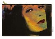 Greta Garbo Pop Art Carry-all Pouch