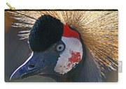 Grey-crowned Crane Carry-all Pouch