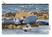 Grey Seals Carry-all Pouch