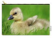 Greylag Goose Anser Anser Gosling Carry-all Pouch