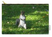 Greynolds Park Squirrel Carry-all Pouch