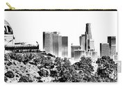 Griffith And Los Angeles Etched Carry-all Pouch