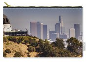 Griffith And Los Angeles Carry-all Pouch