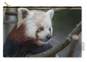 Grimacing Red Panda Carry-all Pouch
