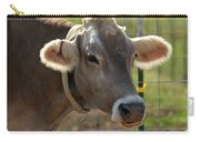 Grinning Cow Carry-all Pouch