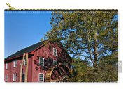 Grist Mill Painted Carry-all Pouch