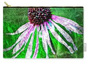 Gritty Coneflower Carry-all Pouch